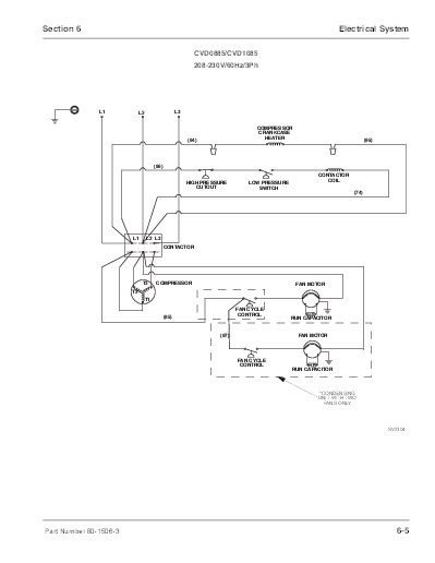 cvd0885_cvd1085_3ph_elec_diag Manitowoc Ice Machine Evaporator Wiring Diagram on compressor wiring diagrams, manitowoc q450, pepsi machine wiring diagrams, manitowoc ice machines filters cg-5 20s, copeland wiring diagrams, hoshizaki wiring diagrams, ice maker wiring diagrams, ice box wiring diagrams, walk in cooler wiring diagrams,