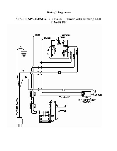 spa310_sfa291_spa160_sfa191_115_60_1_blinking_led_timer_elec_diag manitowoc product manitowoc ice machine wiring diagram at eliteediting.co