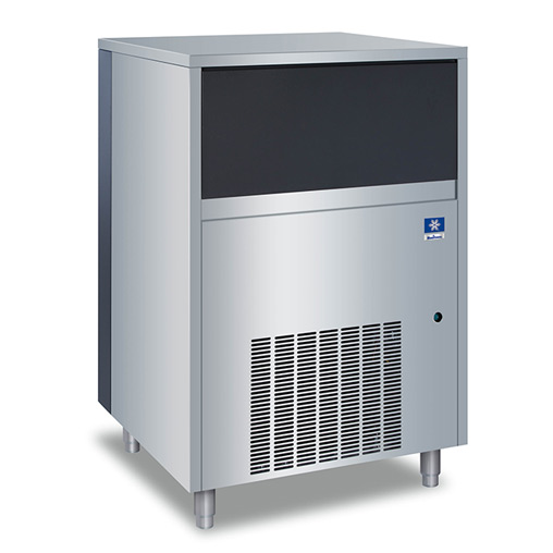 Flaker ice machine